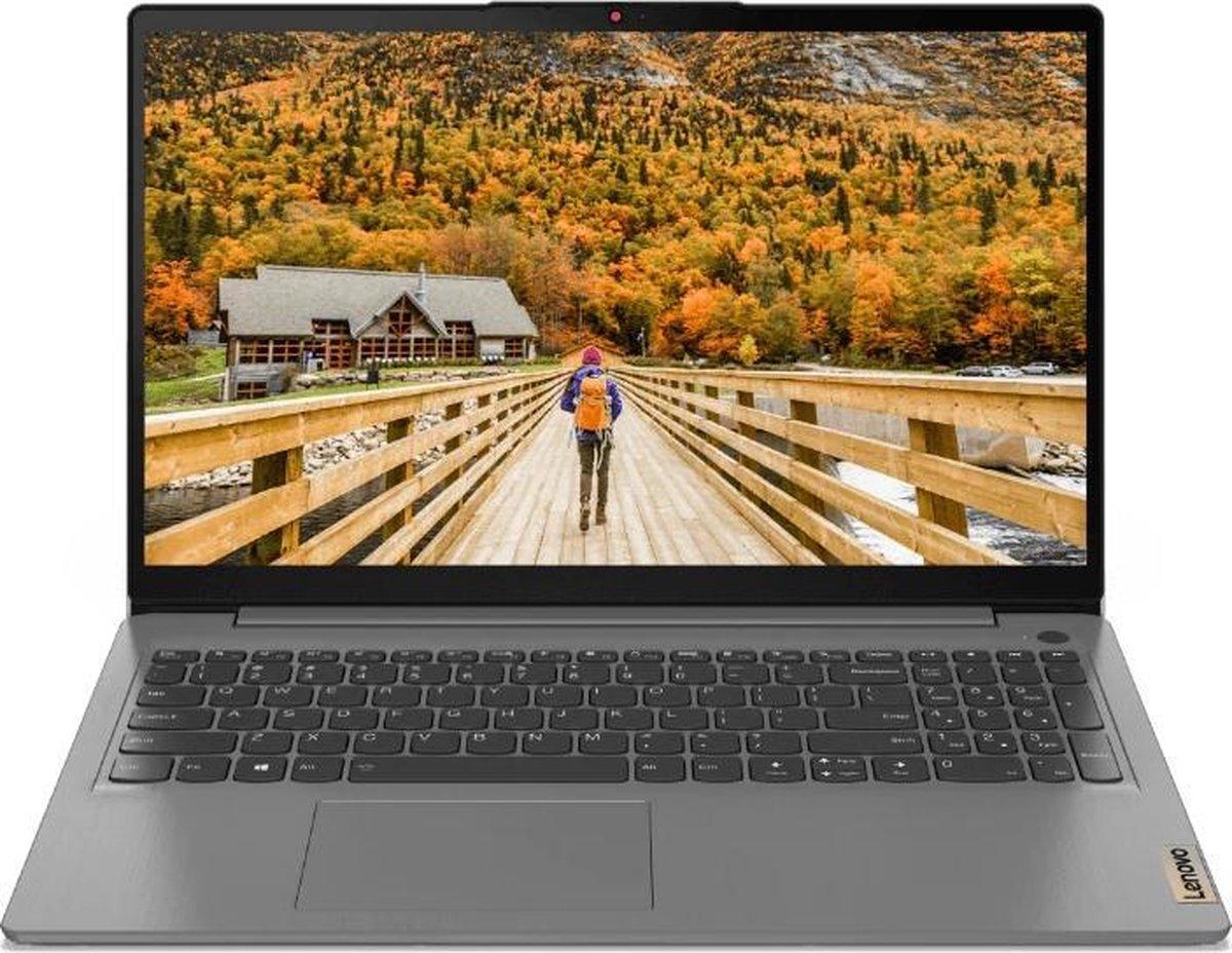 "Lenovo IdeaPad 3 Notebook 39,6 cm (15.6"") Full HD AMD Ryzen 7 16 GB DDR4-SDRAM 512 GB SSD Wi-Fi 6 (802.11ax) Windows 10 Home Grijs"