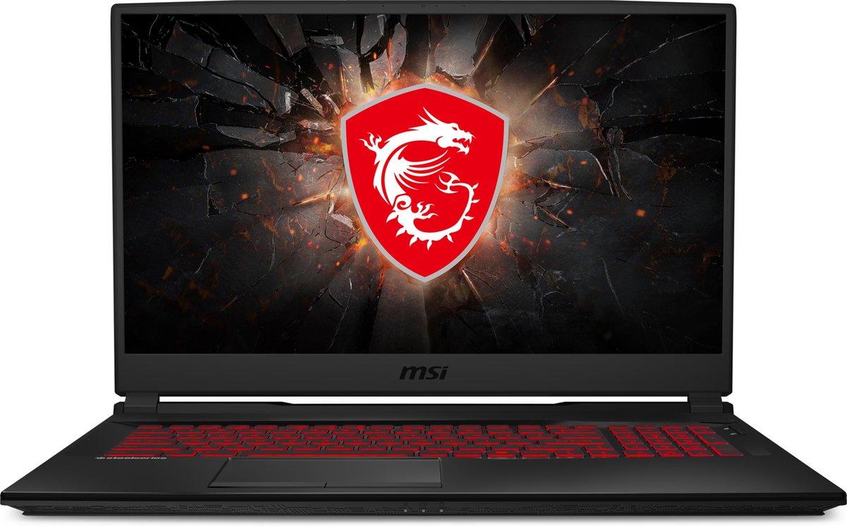 MSI Gaming GL75 10SER-270BE - Gaming Laptop - 17.3 inch - AZERTY