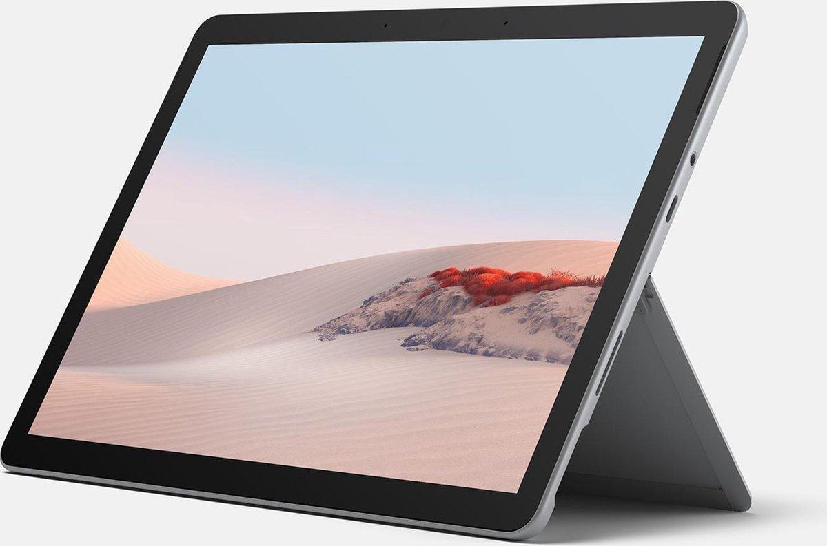 Microsoft Surface Go 2 - Intel Pentium Gold - 10.5 inch - 128GB - Platinum