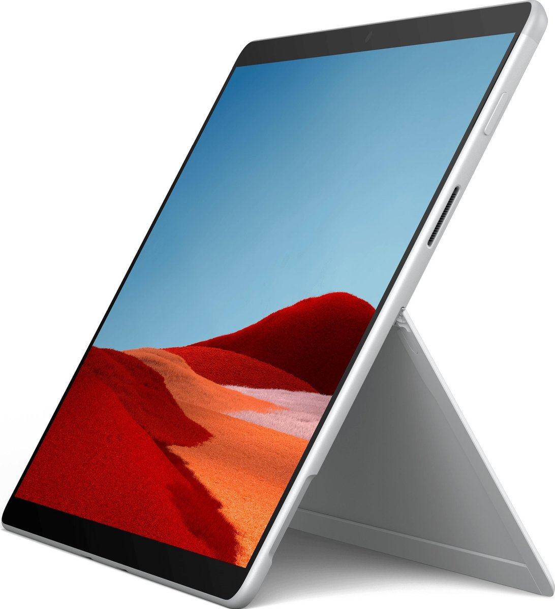 Microsoft Surface Pro X (2020) - 13 Inch - Microsoft SQ2 - 256 GB - Platinum