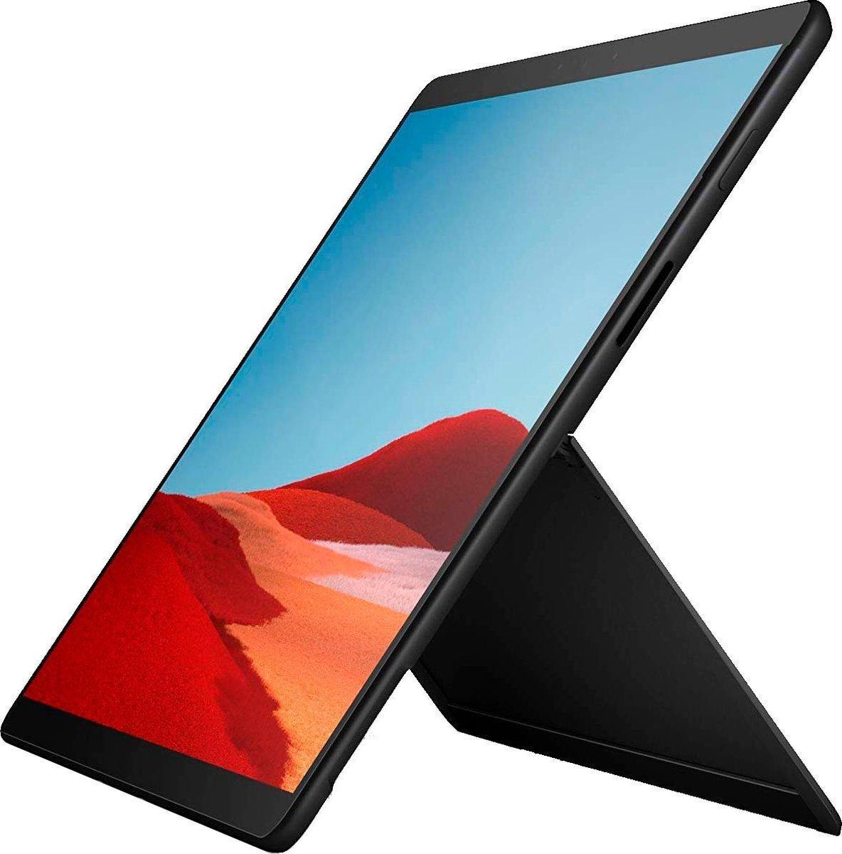 Microsoft Surface Pro X (2020) - 13 Inch - Microsoft SQ2 - 256 GB - Zwart