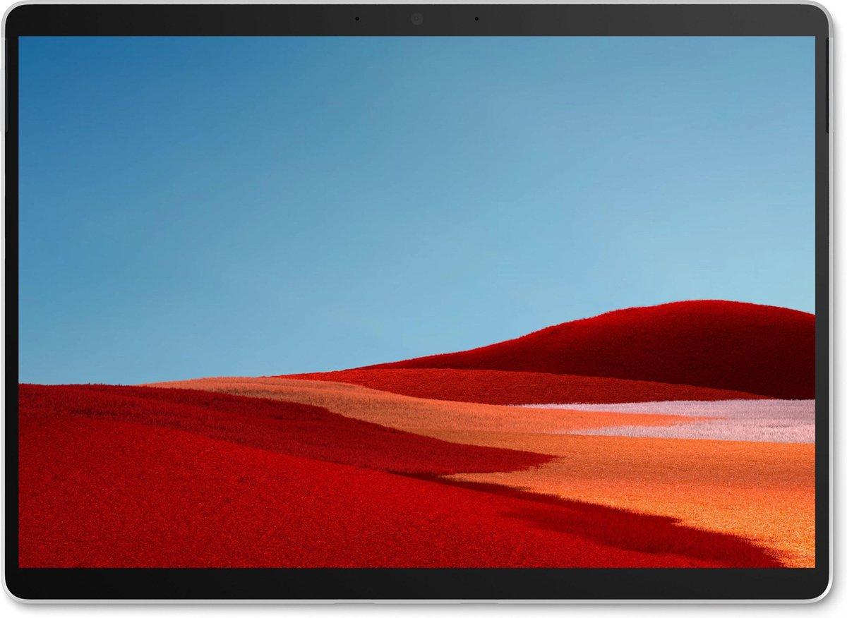 "Microsoft Surface Pro X 4G LTE 512 GB 33 cm (13"") 16 GB Wi-Fi 5 (802.11ac) Windows 10 Pro Platina"