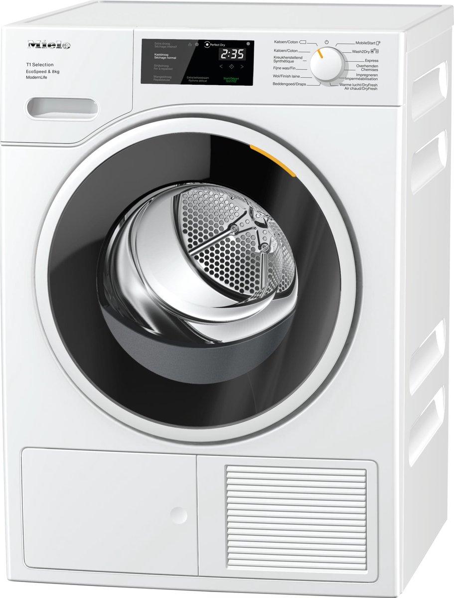 Miele TSF 663 WP - Warmtepompdroger - NL/FR