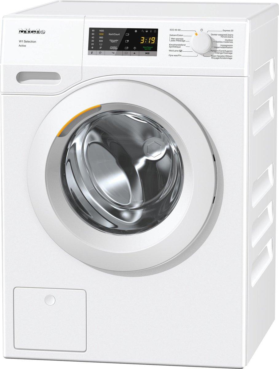 Miele WSA 033 WCS - Wasmachine - NL/FR