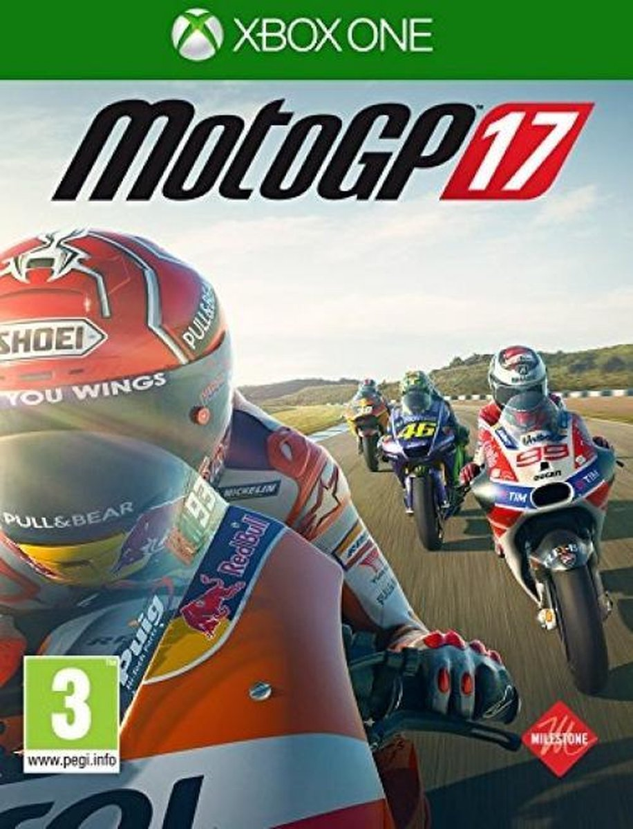 MotoGP 17 /Xbox One
