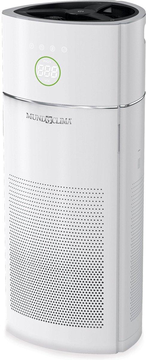 Mundo Clima - Luchtreiniger - Excellence MUPUR 600 - HEPA Filter - 60 m2