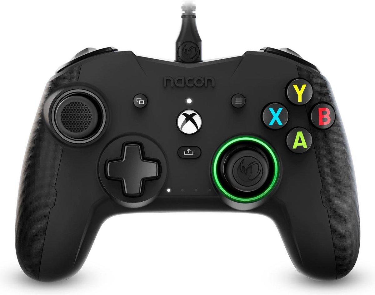 Nacon Revolution X Official Licensed Bedrade Controller - Xbox Series X|S - Zwart