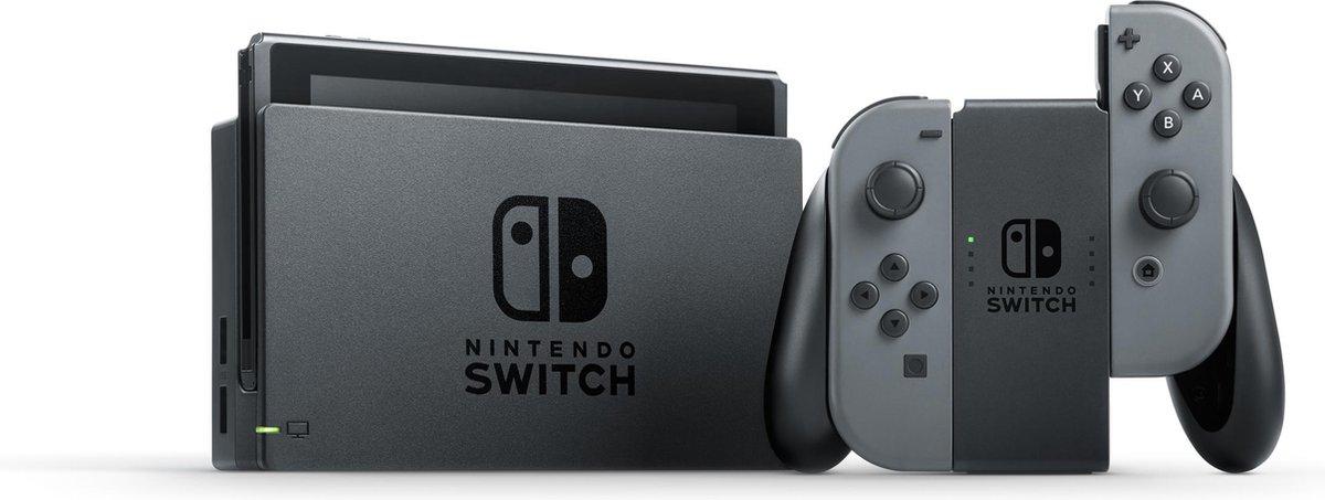 Nintendo Switch Console (Grijs)
