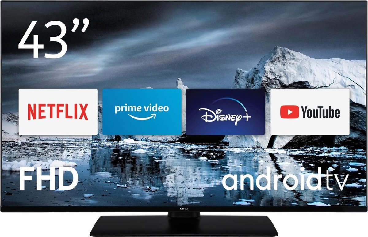 Nokia 4300B - Full HD Smart TV met Android TV