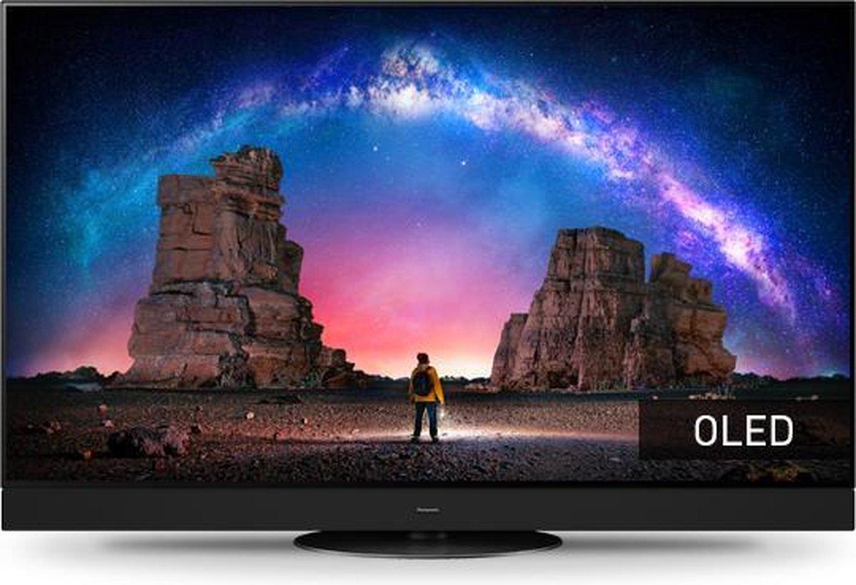 "Panasonic TX-55JZ2000E tv 139,7 cm (55"") 4K Ultra HD Smart TV Wifi Zwart"