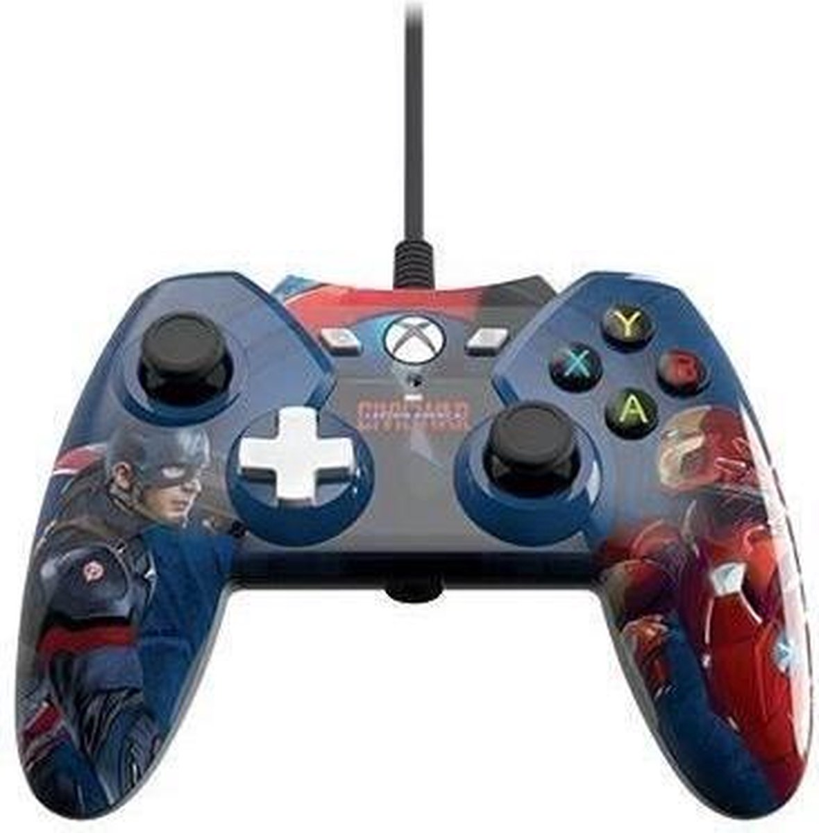 Power A Controller - Captain America: Wired Civil War- Xbox One/PC