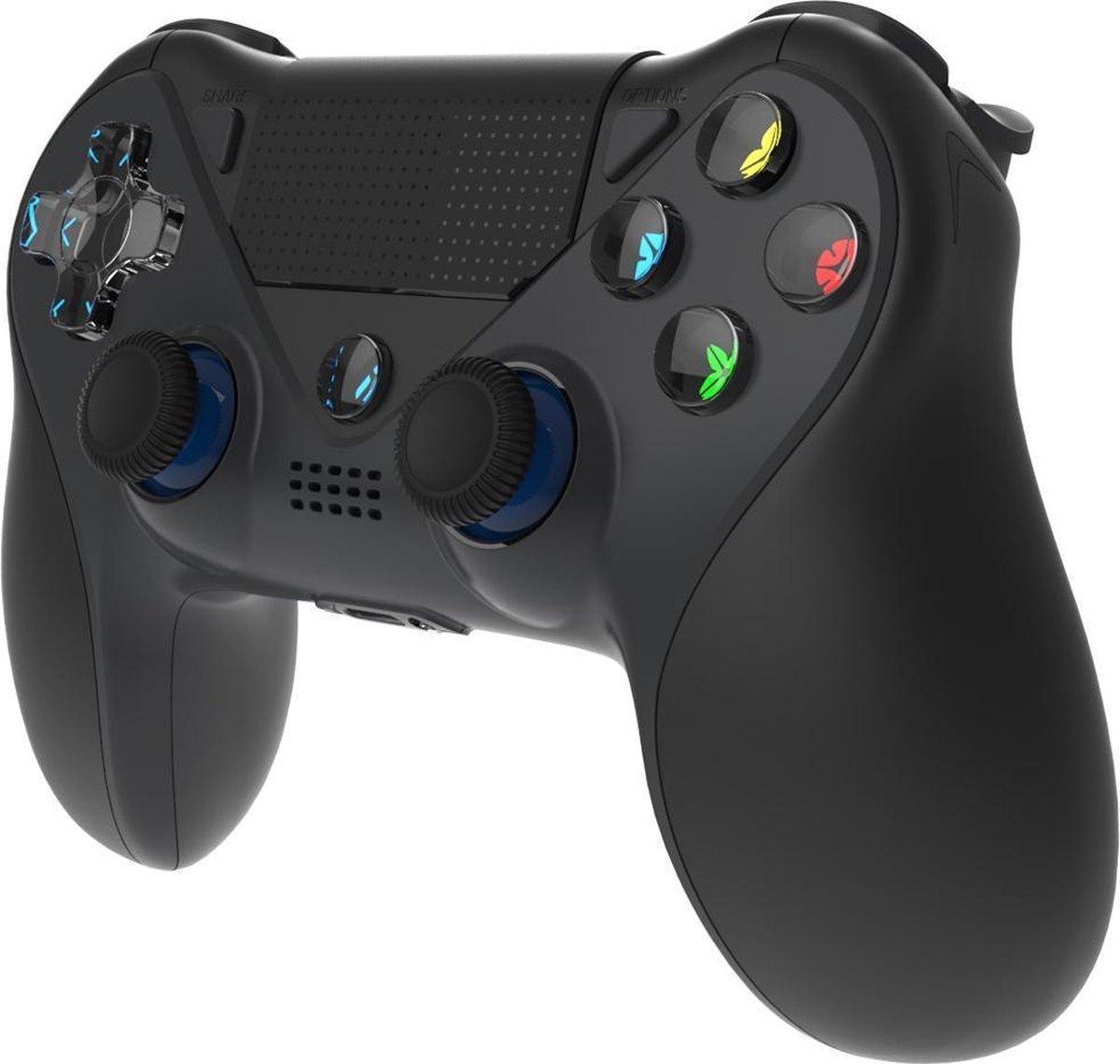 REDRAGON G809 JUPITER Gamepad Nintendo Switch,PlayStation 4 Analoog/digitaal Bluetooth Zwart