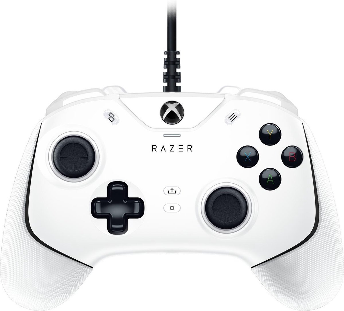 Razer Wolverine V2 Gaming Controller - Wit - Xbox Series X/Xbox One/PC