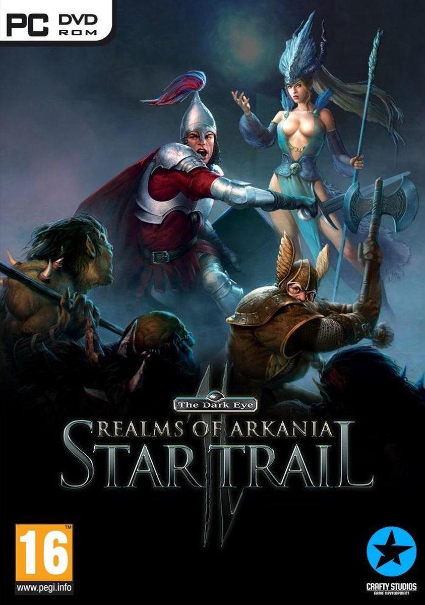 Realms of Arkania - Startrail PC