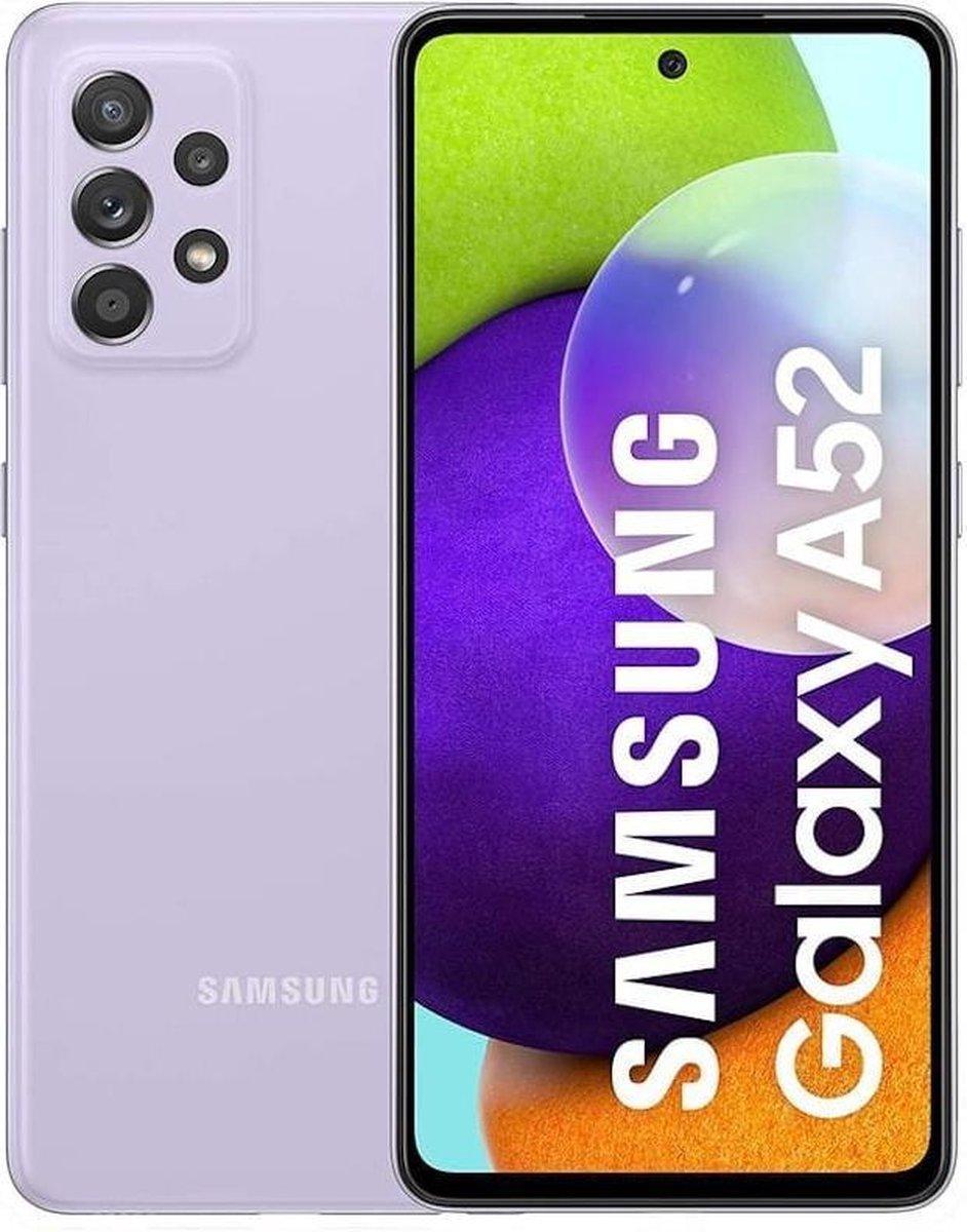 Samsung Galaxy A52 4G - 256GB - Awesome Violet