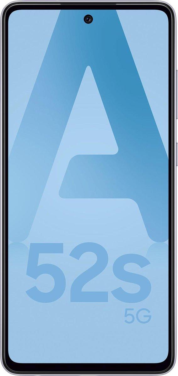 """Samsung Galaxy A52s 5G SM-A528B 16,5 cm (6.5"""") Dual SIM Android 11 USB Type-C 6 GB 128 GB 4500 mAh Lavendel"""