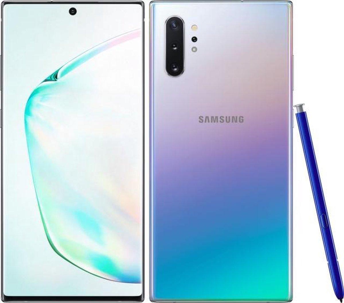 Samsung Galaxy Note 10 Duo - Alloccaz Refurbished - C grade (Zichtbaar gebruikt) - 256GB - Ultra Violet