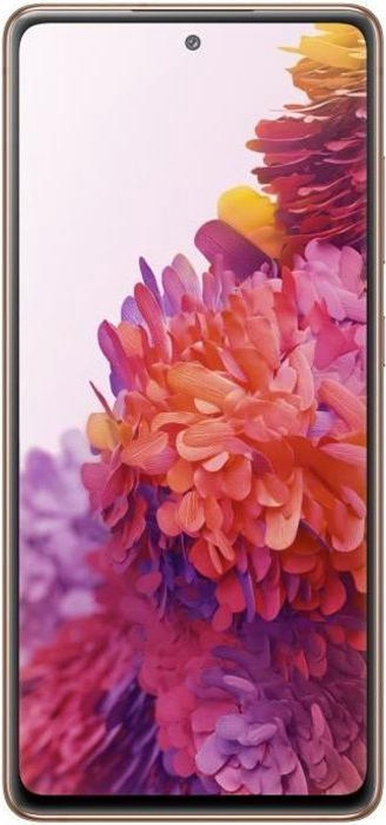 Samsung Galaxy S20 FE 5G Oranje