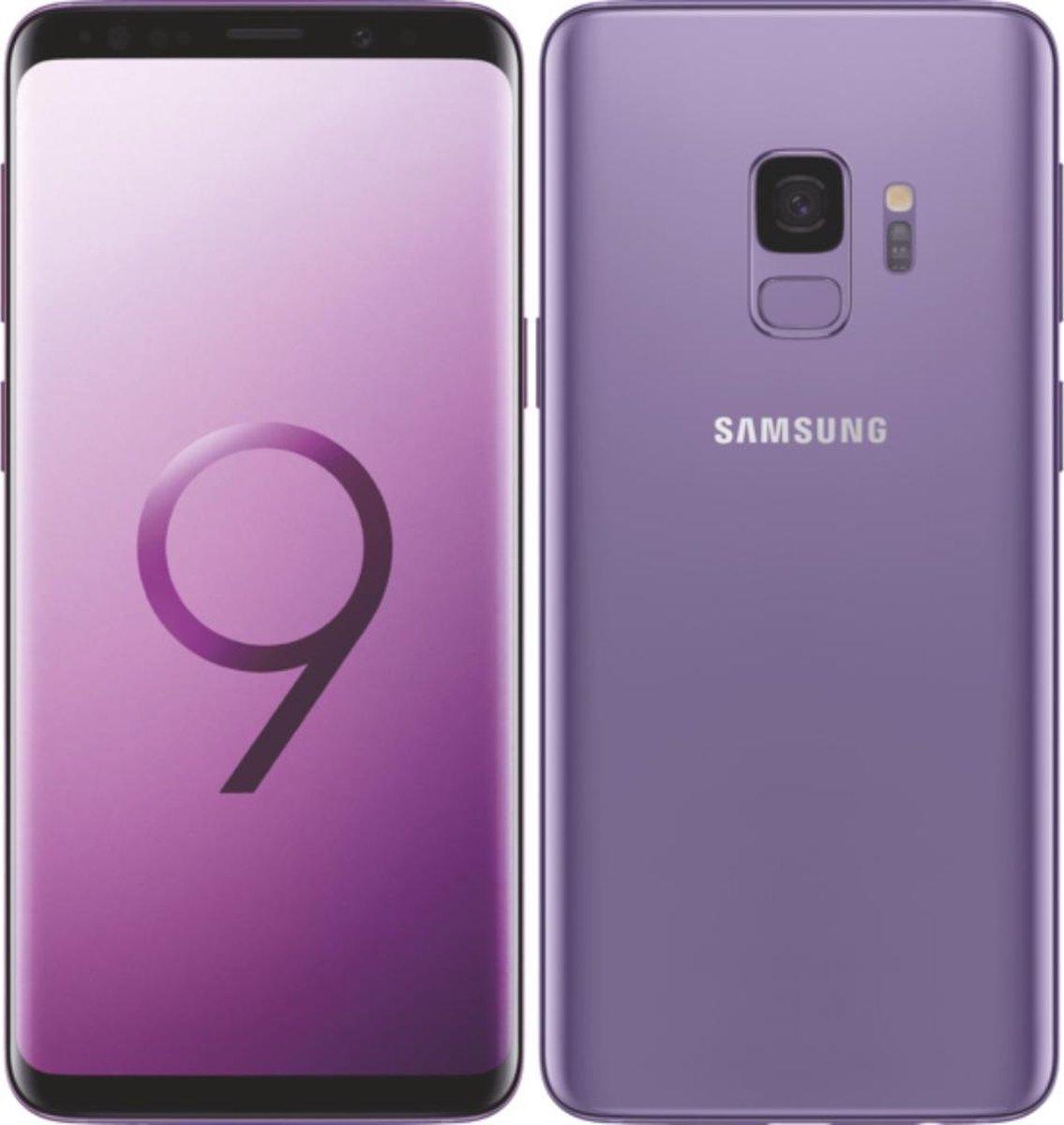 Samsung Galaxy S9+ Duo - Alloccaz Refurbished - B grade (Licht gebruikt) - 64GB - Ultra Violet
