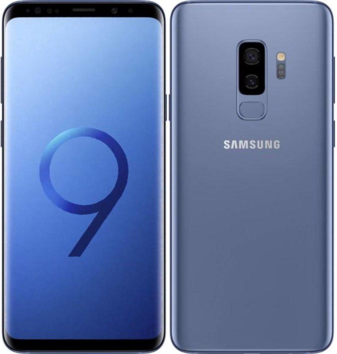 Samsung Galaxy S9+ Duo - Alloccaz Refurbished - C grade (Zichtbaar gebruikt) - 64GB - Blauw