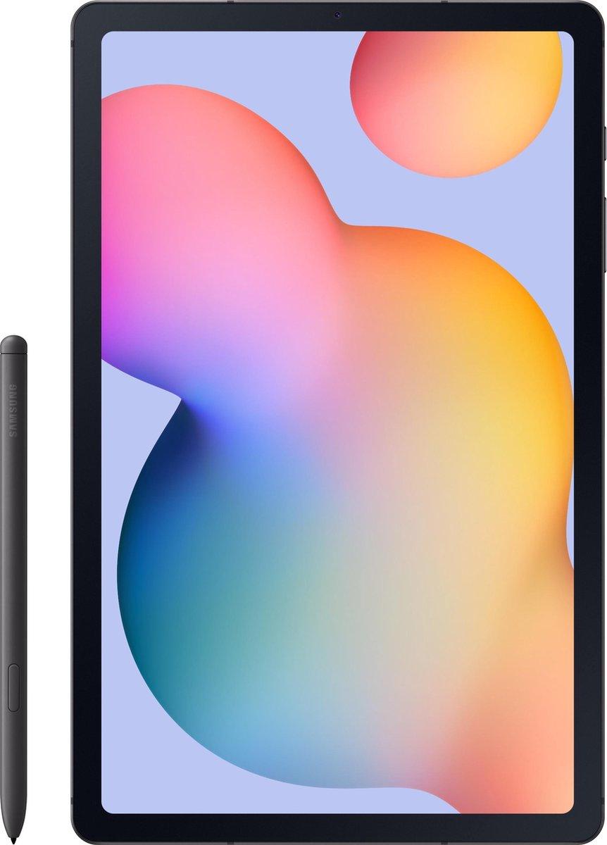 """Samsung Galaxy Tab S6 Lite SM-P610N 64 GB 26,4 cm (10.4"""") Samsung Exynos 4 GB Wi-Fi 5 (802.11ac) Android 10 Grijs"""