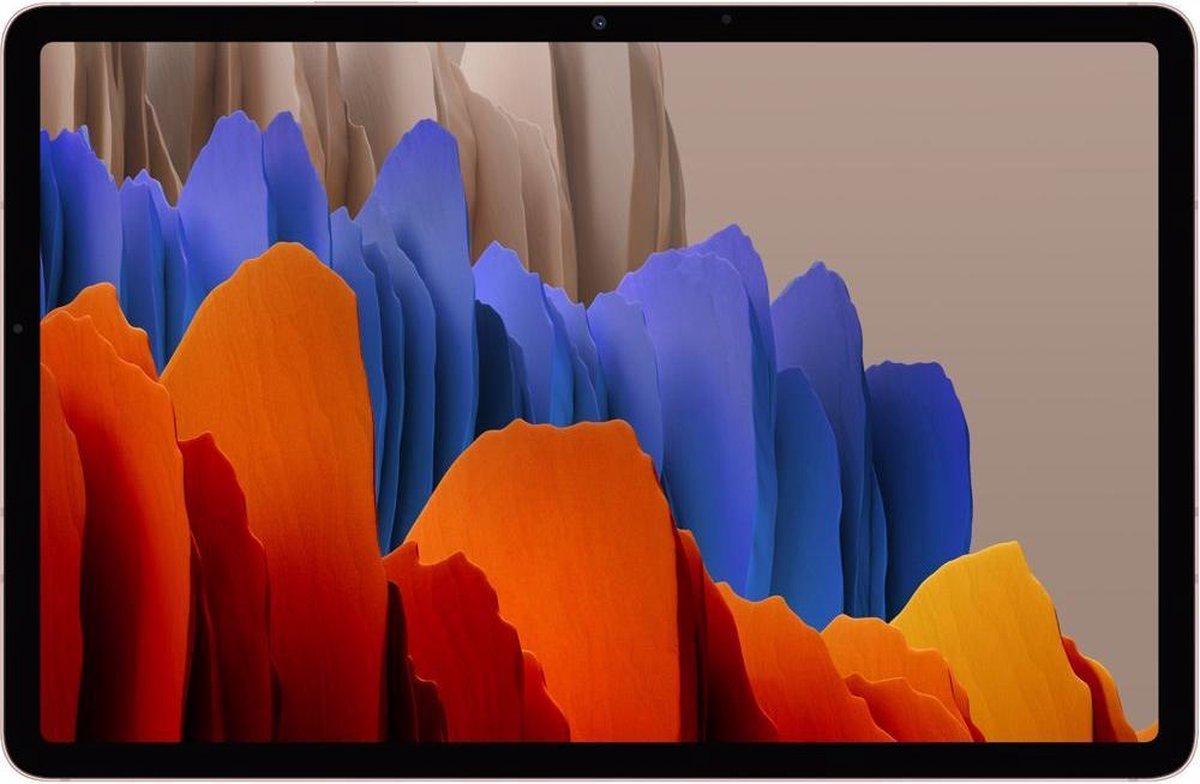 Samsung Galaxy Tab S7 - 128GB - WiFi + 4G - Brons