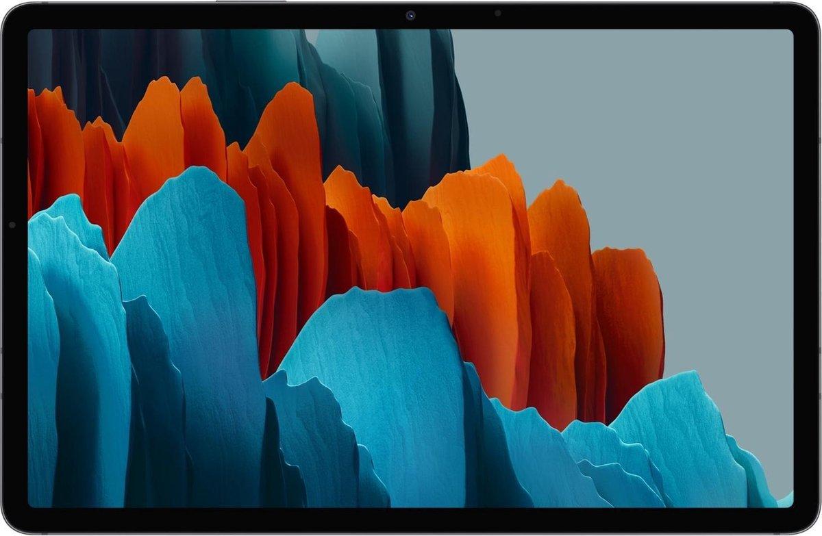 """Samsung Galaxy Tab S7 SM-T875N 4G LTE 128 GB 27,9 cm (11"""") Qualcomm Snapdragon 6 GB Wi-Fi 6 (802.11ax) Android 10 Zwart"""
