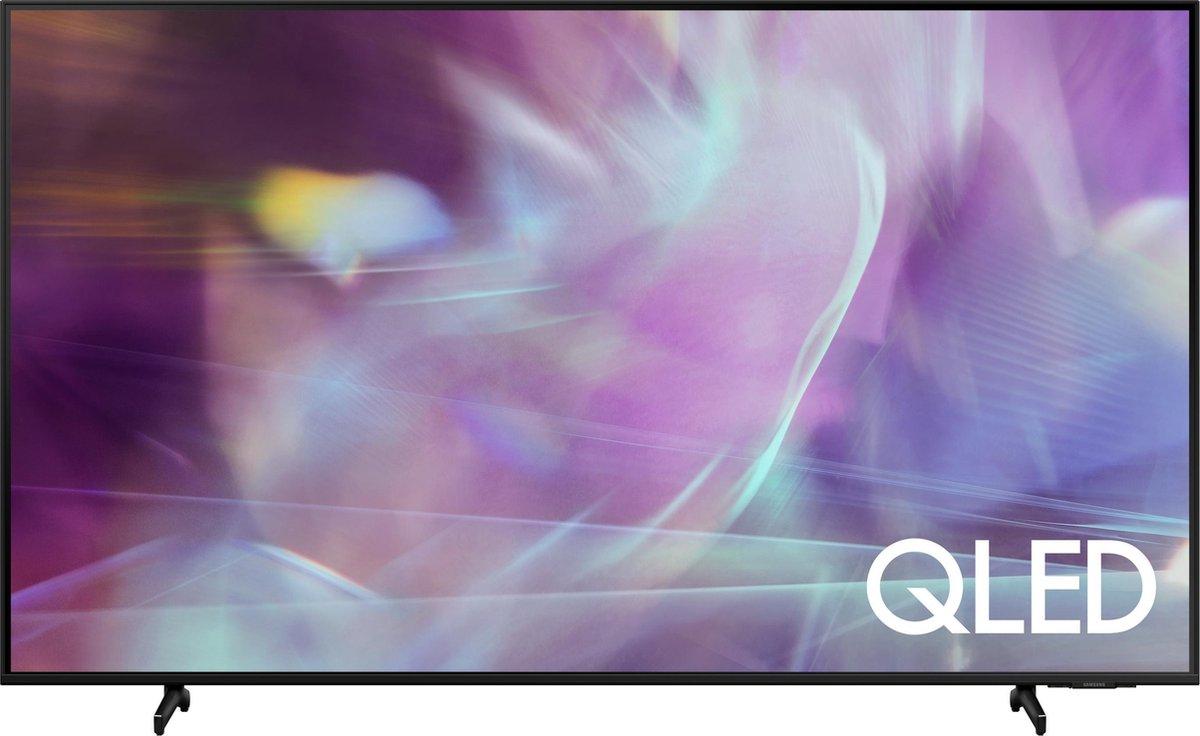 Samsung QE75Q60A - 75 inch - 4K QLED - 2021 - Europees model