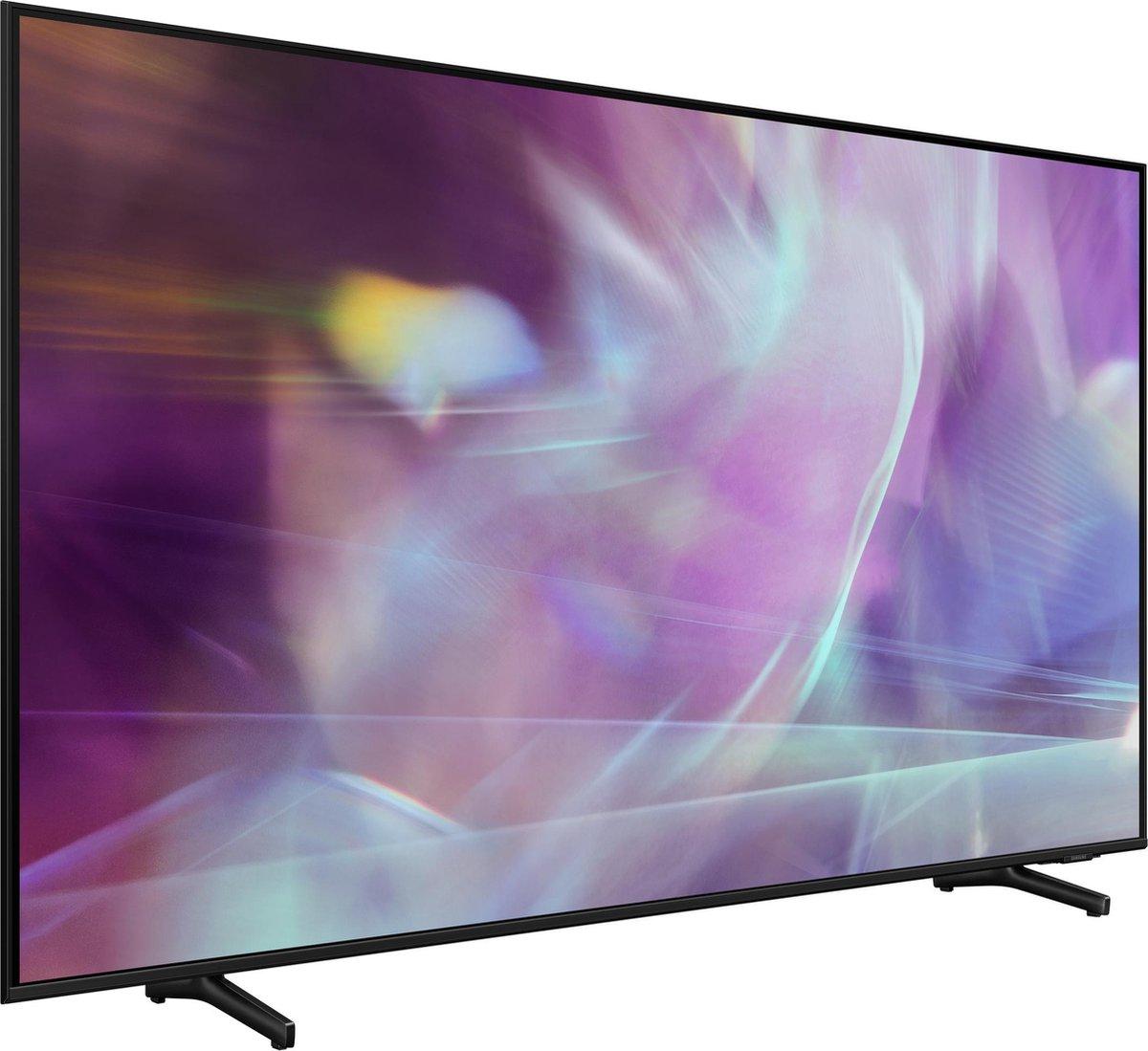 """Samsung Series 6 QE75Q60AAU 190,5 cm (75"""") 4K Ultra HD Smart TV Wi-Fi Zwart"""