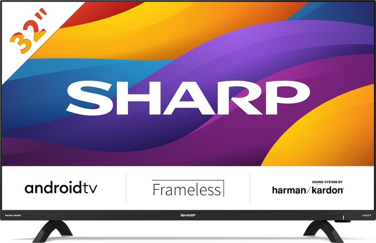 Sharp Aquos 32DI2EA - 32 inch - HD ready LED - Android TV - 2021