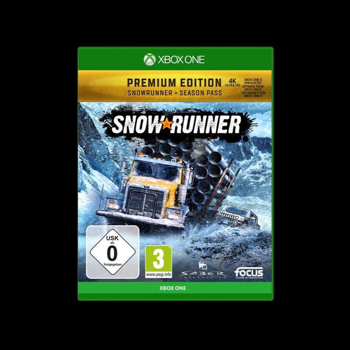SnowRunner - Premium Edition - Xbox One