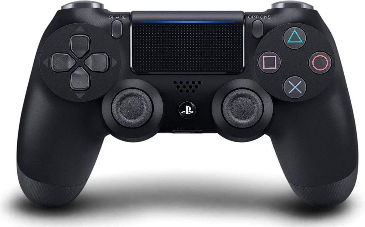 Sony PlayStation 4 Wireless Dualshock 4 V2 Controller - Zwart - PS4 ( Vernieuwd / refurbished )
