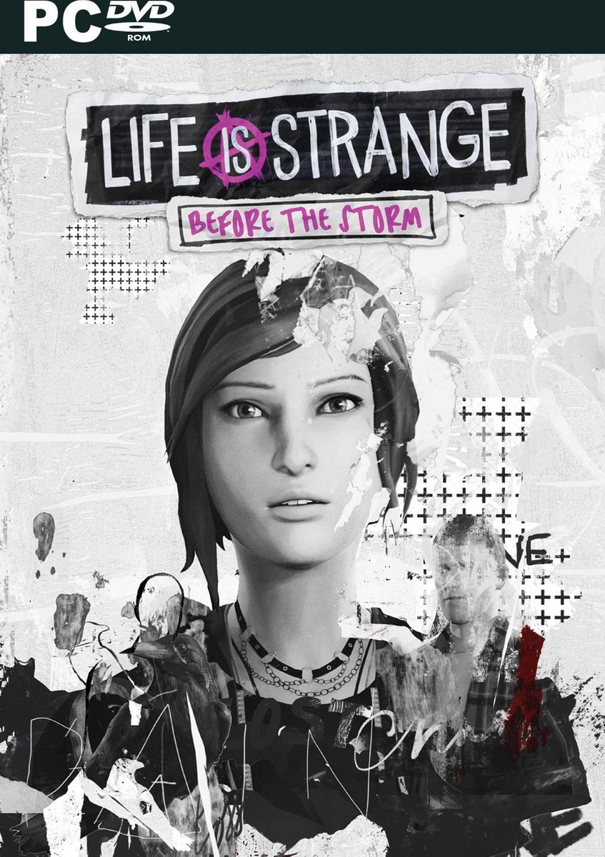 Square Enix Life is Strange: Before the Storm Limited Edition, PC Beperkt