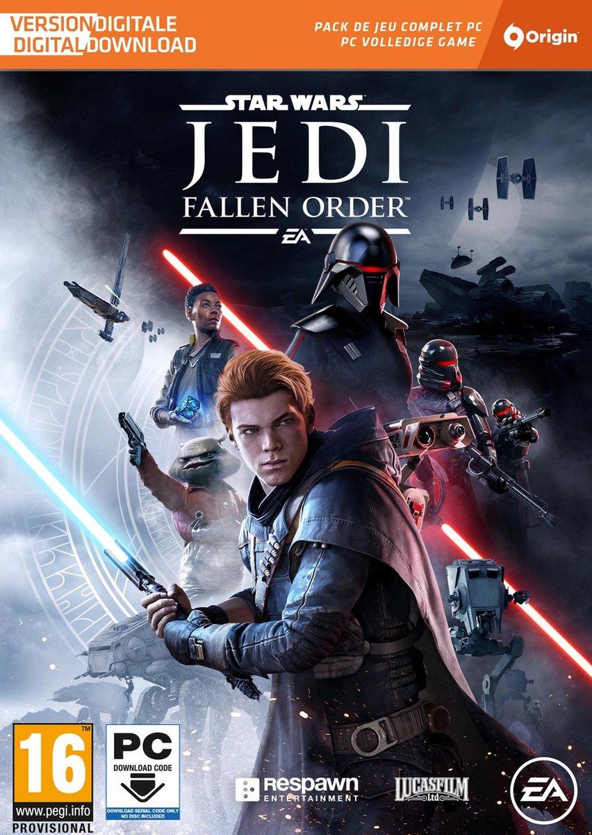 Star Wars Jedi: Fallen Order - PC (Code in a Box)