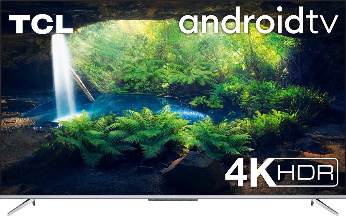 "TCL 43P716 tv 109,2 cm (43"") 4K Ultra HD Smart TV Wi-Fi Zilver"