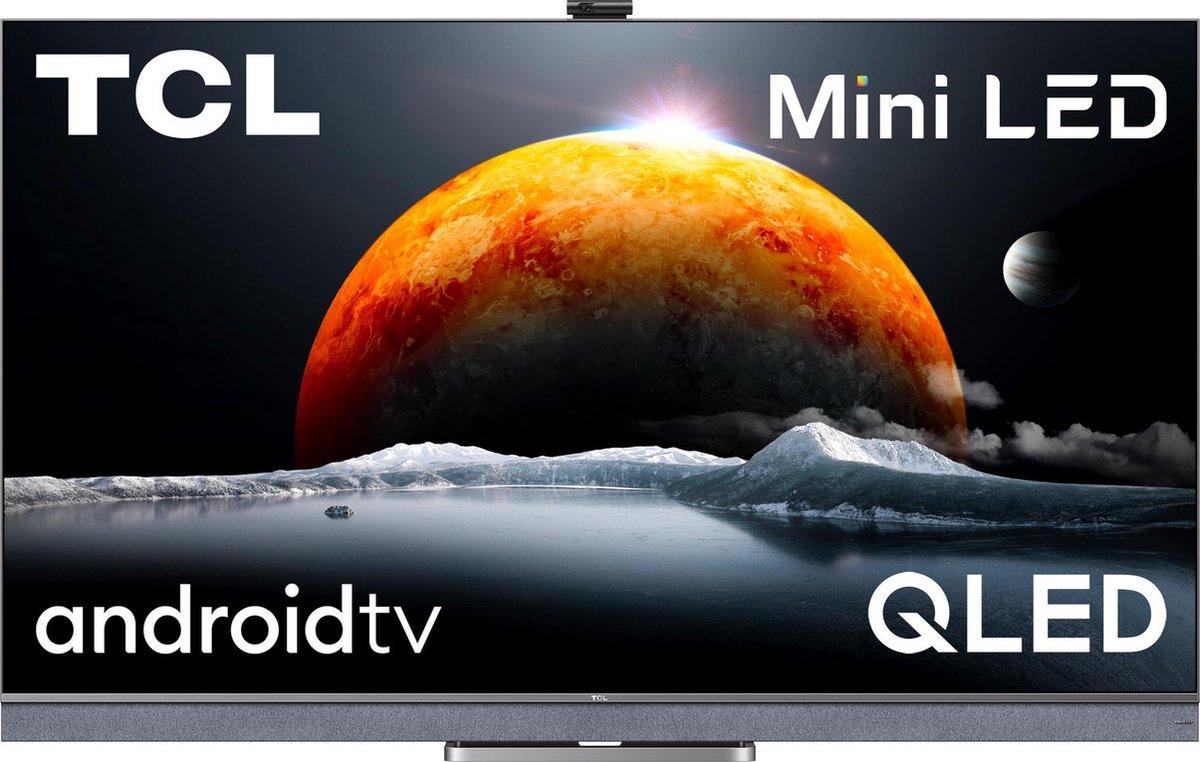 TCL 55C825 - 55 inch - 4K QLED - 2021