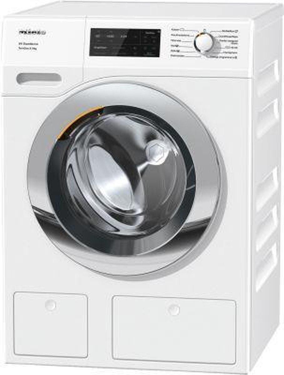 WEI875 WPS Twindos Powerwash & WIFIConnect voor de slimme wasbehandeling