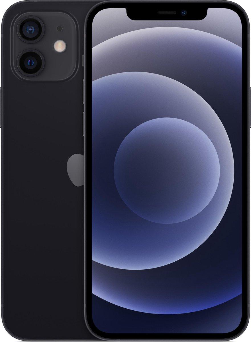 iPhone 12 64gb-Zwart-Product bevat lichte gebruikerssporen